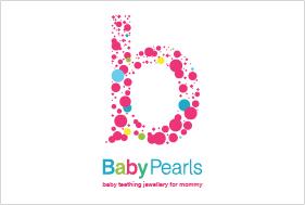 Logo Design Baby pearls