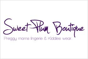 Logo Design sweetplum