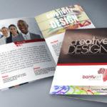 Graphic Design Bantu art