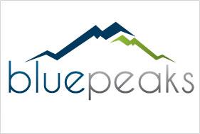 Logo Design bluepeaks