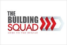 Logo Design building squad