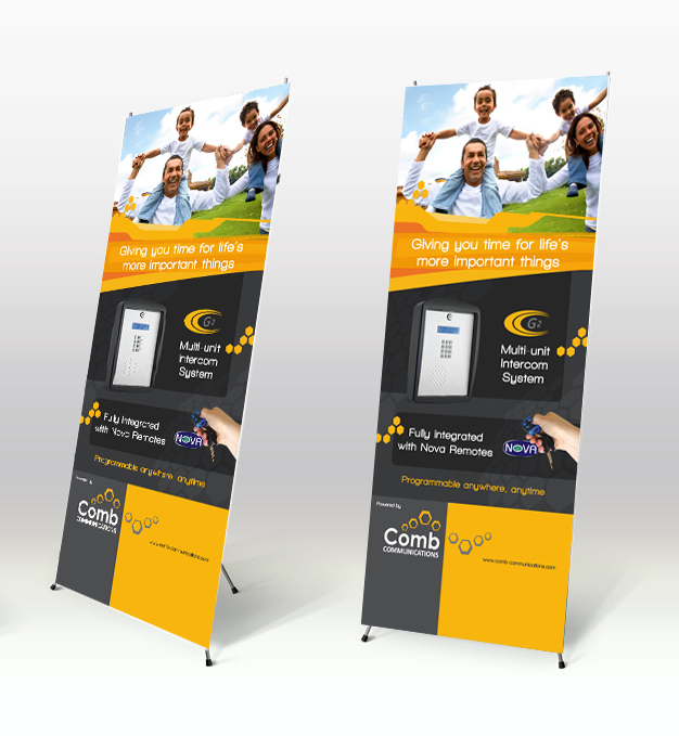 Graphic Design comb banner