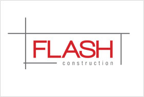 Logo Design flash logo