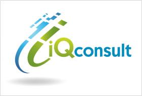 Logo Design iqconsult