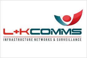 Logo Design lkcomms