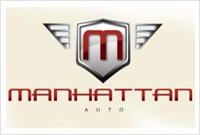 Logo Design manhattanauto