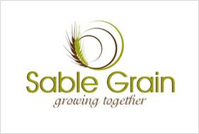 Logo Design sablegrain