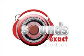 Logo Design soundsexact