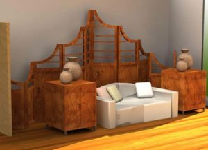 Architectural 3D 3Dcorner