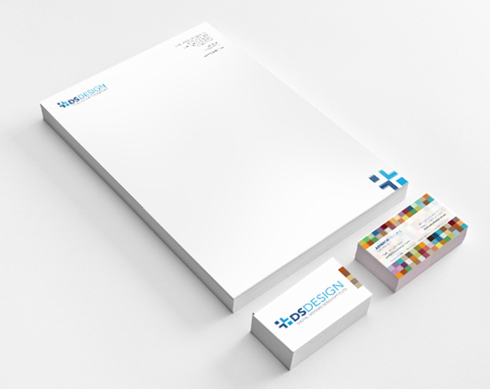 Corporate identity DS