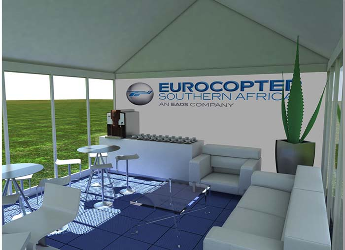 Architectural 3D Eurocopter Revised 1 Presentation 3