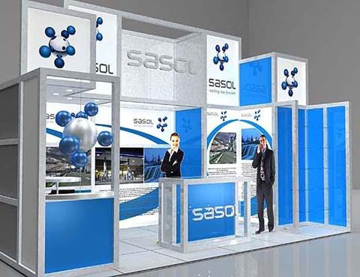 Architectural 3D Exhibitions SasolOption2