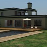 Architectural 3D Fulufhelo Madula Private Residence page 7