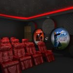 Architectural 3D House Tladi Moabi Cinema room revised 2 camera 3