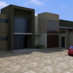 Architectural 3D Serengeti show house camera 2
