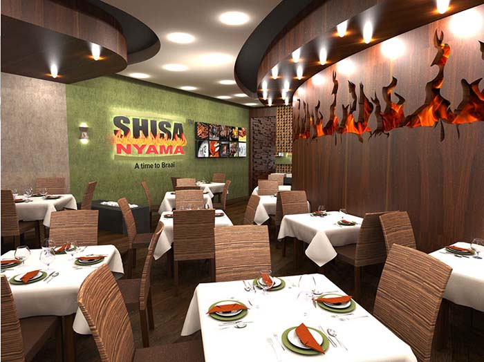 Architectural 3D Shisa Nyama Restaurant Revised 2 Page 5