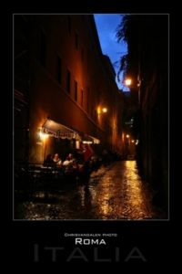Streets of rome 1