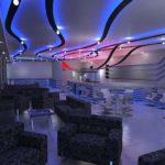 Architectural 3D Turffontein Bar Night time cam 1
