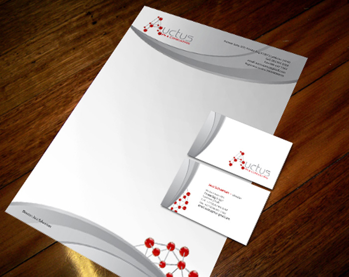 Corporate identity auctus