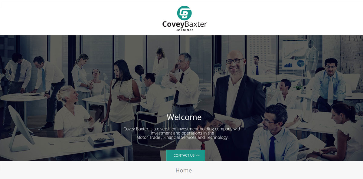 Website Design coveybaxter