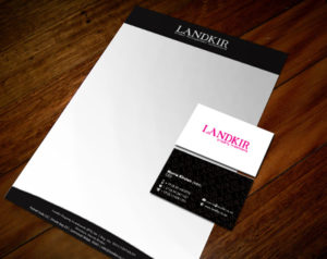 Corporate identity landkir