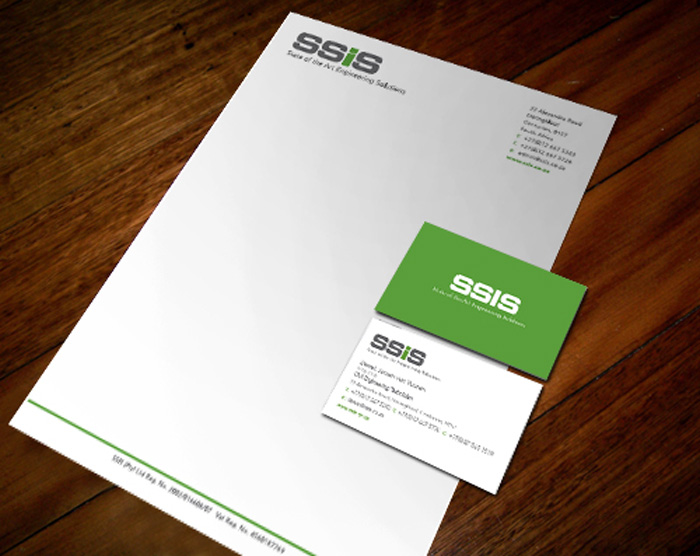Corporate identity ssis