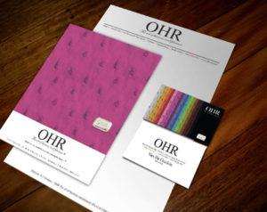 Corporate identity OHR