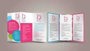 Brochures baby pearls