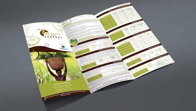 Brochures agrifuneral