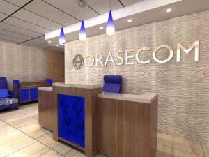Architectural 3D orasecom reception