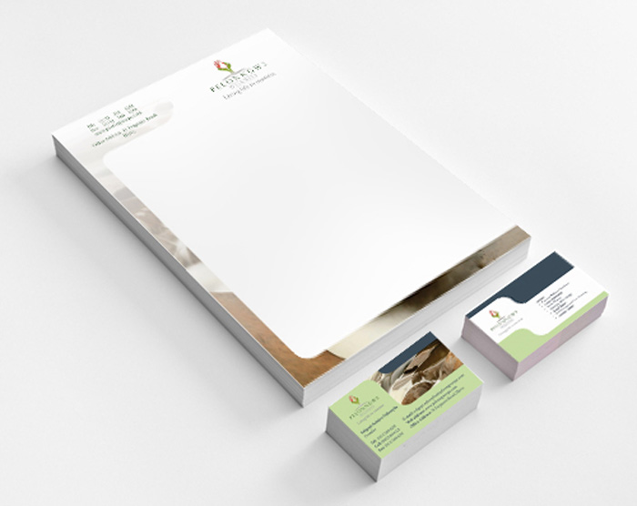 Corporate identity pelongwe