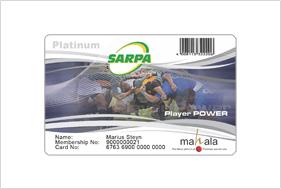 Card design sarpa