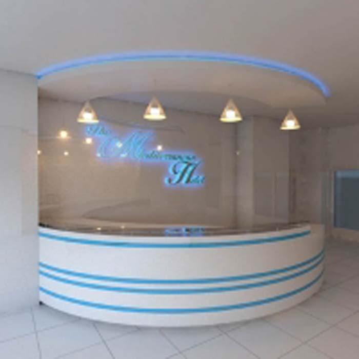 Architectural 3D the mediterranean hotel reception 20110113 1443006856