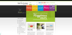 Website Design vistaclinic