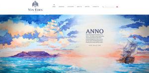 Website Design von eden