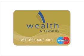 Card design wealth